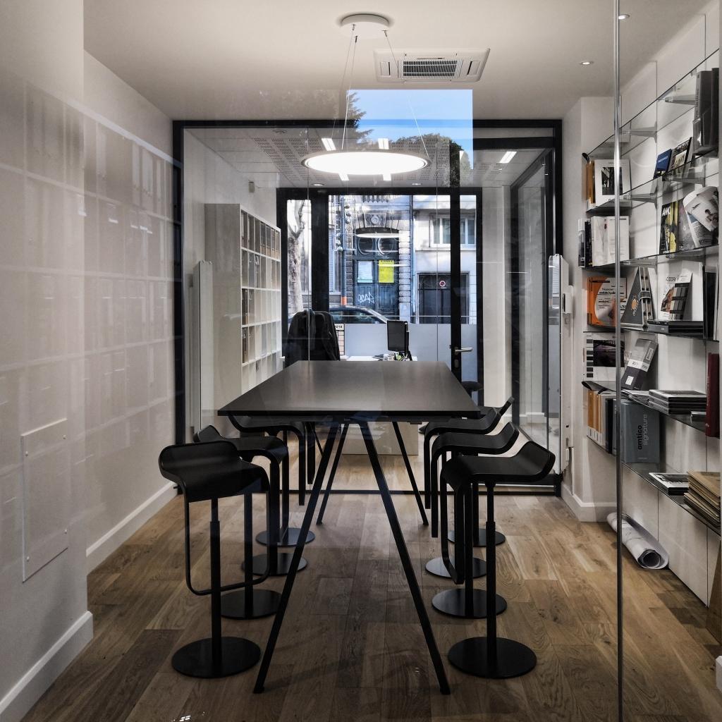 Bureaux : agence Lille Architecteurs